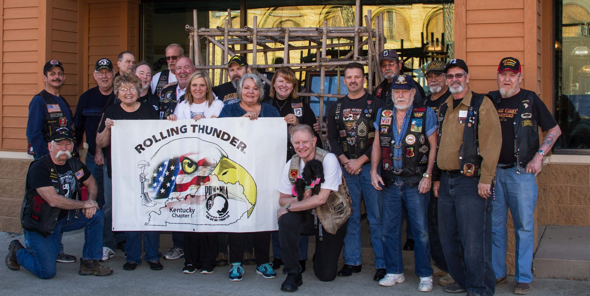 Rolling Thunder Kentucky Members